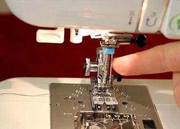 Sobre agujas de máquina de bordar