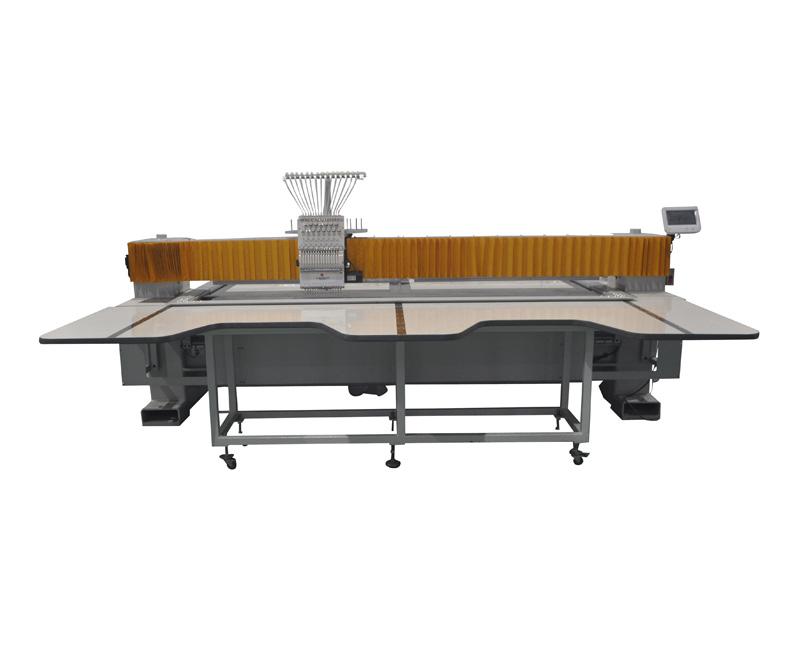 Máquina de bordar movimiento de cabeza YSA1501