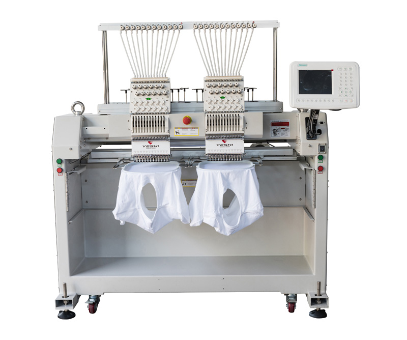 Máquina de doble cabezal YSCT1202