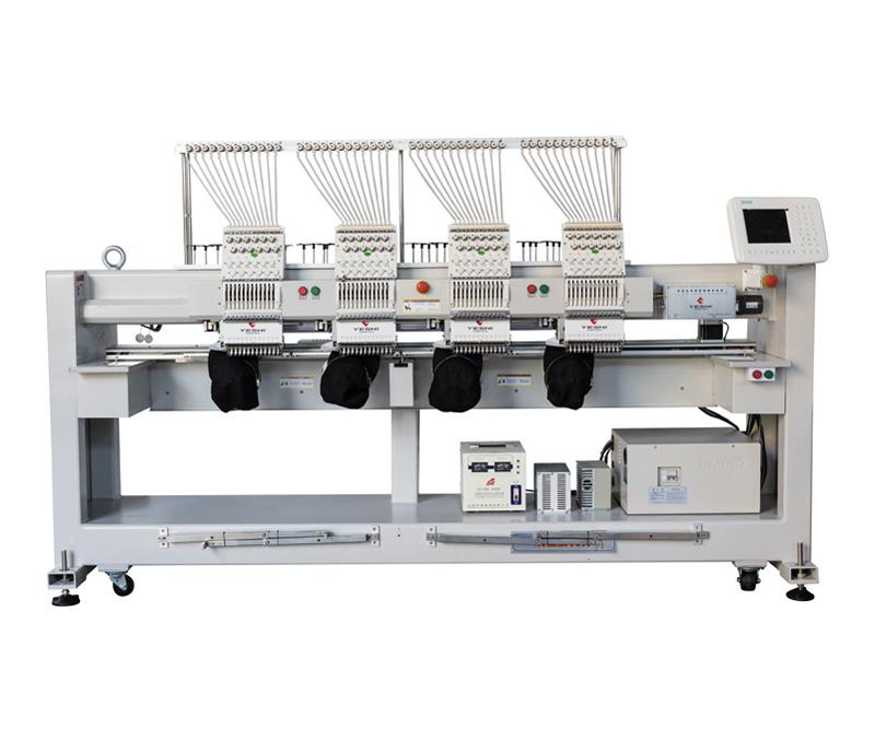 Máquina de cuatro cabezas YSCT1204