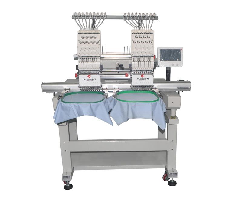 Máquina de doble cabezal YSCT902
