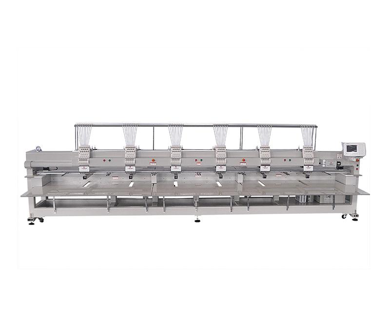 Máquina de seis cabezas YSCTB906